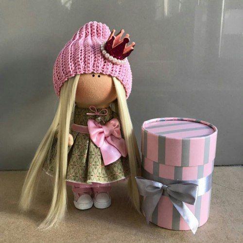 № 377  игрушка ручной работы