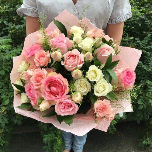 №336 букет из роз