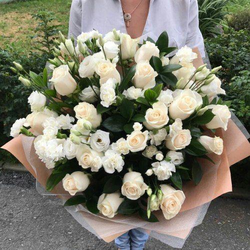 №340 букет из роз