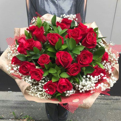 №351 букет из роз