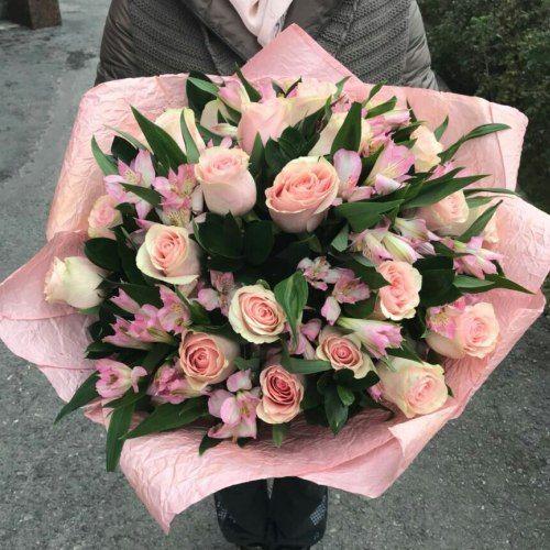 № 414 букет роз