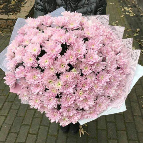 № 460 букет из хризантем