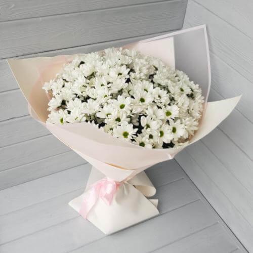 № 650 букет из хризантем
