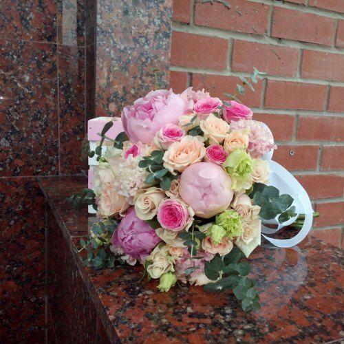 №002 букет невесты