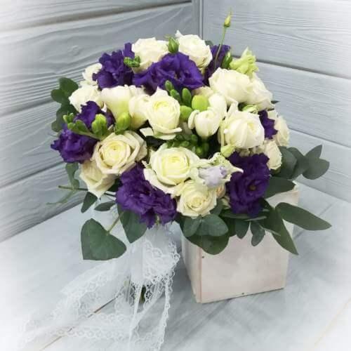 № 031 букет невесты