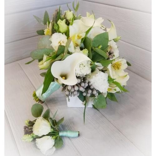 № 033 букет невесты