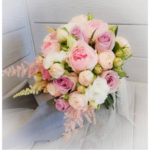 № 034 букет невесты