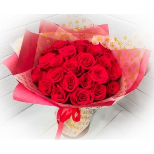 № 634 букет из роз