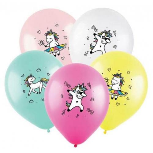 """№ 537 воздушные шары """" единорог"""""""
