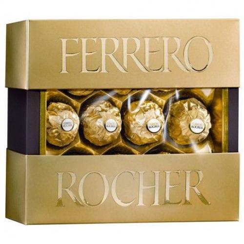 № 333 Ferrero rocher