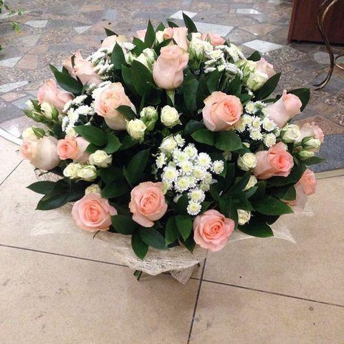 №183 букет роз