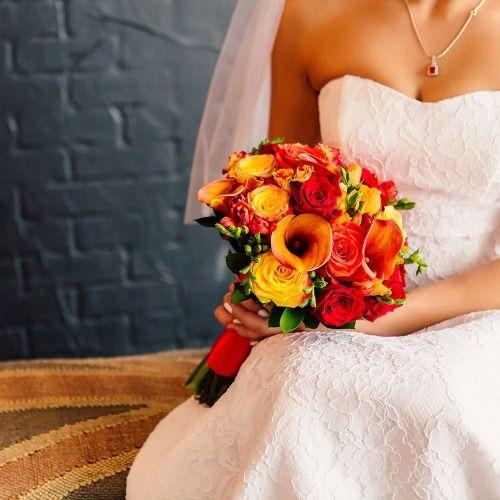 №006 букет невесты