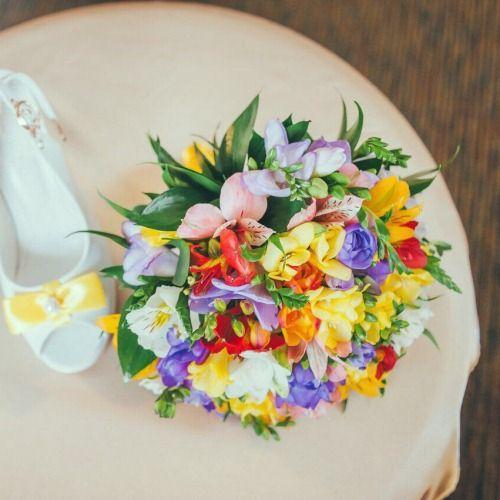 №009 букет невесты