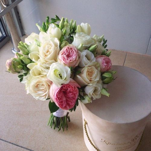 №013 букет невесты