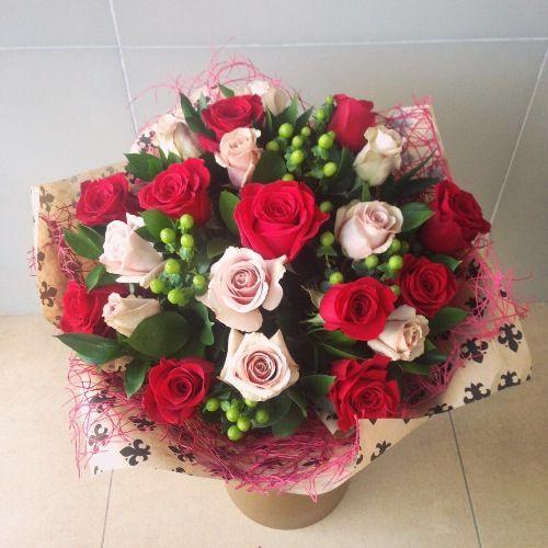 №189 букет роз
