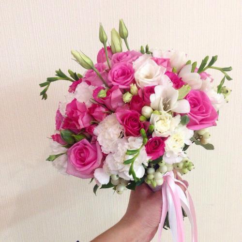 №014 букет невесты