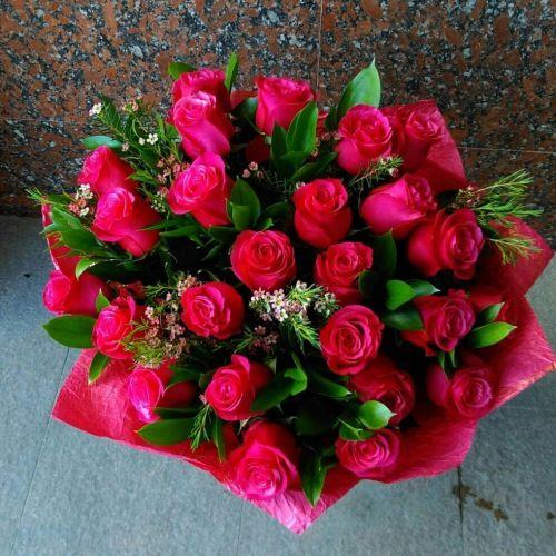 №234 букет из роз
