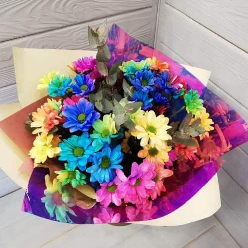 № 181 букет из хризантемы
