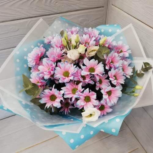 № 178 букет из хризантемы