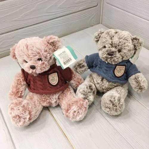 № 521 медведь в кофте