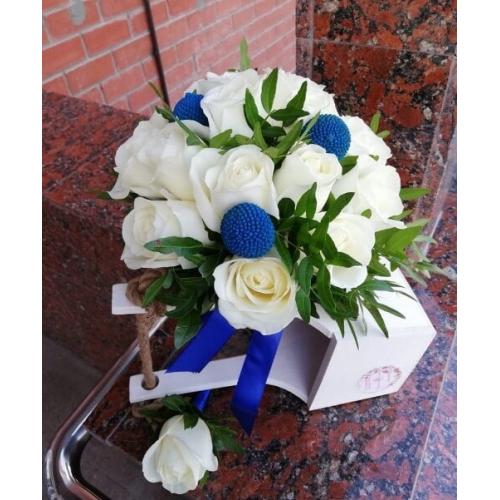 № 024 букет невесты