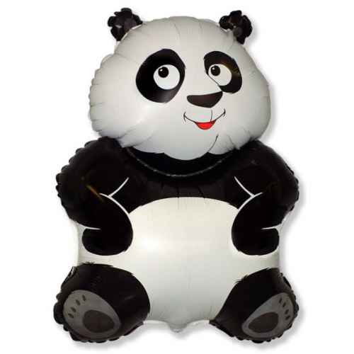 "воздушные шары ""панда"""