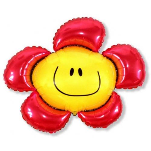 """воздушные шары """"цветочек"""""""