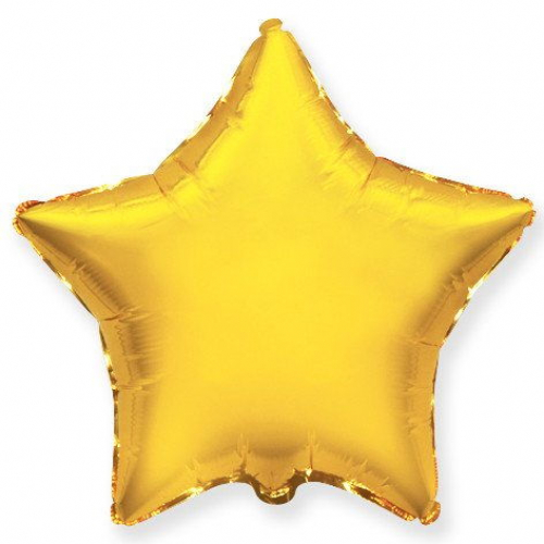 """воздушные шары """"звезда"""""""