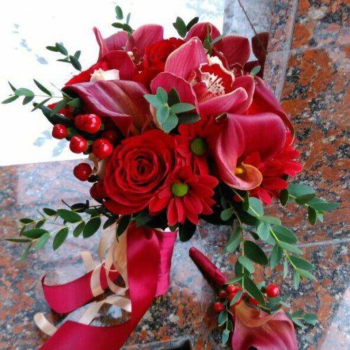 №018 букет невесты