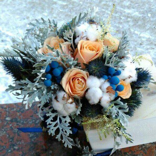 №019 букет невесты
